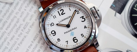 NEW!! Panerai 775 Luminor Base Logo 44 mm S.U (Thai AD 07/2020)