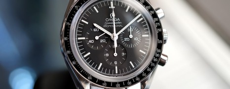 Omega Speedmaster MoonWatch Professional Chronograph 1863 Black Dial 42 mm (12/2016)