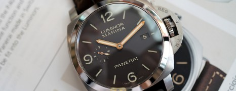 Panerai 351 Luminor 1950 Auto Titanium S.P 44 mm (08/2013)