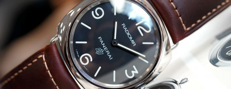 Panerai 753 Radiomir Base Logo 45 mm S.U (Thai AD 01/2019)