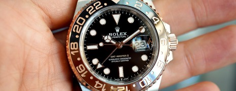 NEW!!! Rolex GMT-Master II 2K Rootbeer 40 mm Ref.126711CHNR (NEW Thai AD 07/2020)
