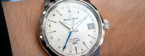 Grand Seiko Elegance Collection Automatic GMT Hi-Beat 39.5 mm Ref.SBGJ217 (Thai AD 09/2019)