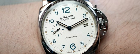 Panerai 906 Luminor Due 3 Days Automatic 42 mm (New Thai AD 06/2020)
