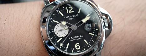 Panerai 88 Luminor GMT 44 mm S.O (10/2012)