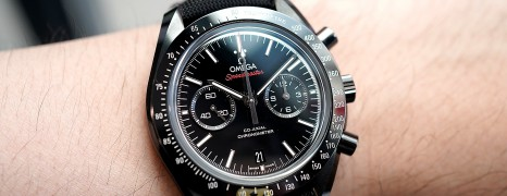 Omega Speedmaster Dark Side of the Moon Black Ceramic 44.25 mm (Thai AD 10/2019)