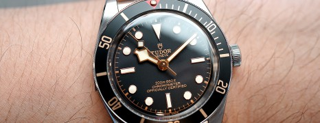 Tudor Black Bay Fifty-Eight 39 mm (Thai AD 06/2020)