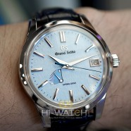 "Grand Seiko Elegance Collection Spring Drive ""Snowflake Blue"" Dial 40.2 mm Ref.SBGA407 (Thai AD 07/2020)"