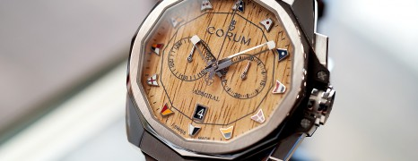 Corum Admiral 45 Chronograph AC-One 45 mm (Thai AD 11/2018)