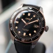 Oris Divers Sixty-Five Bronze Bezel 42 mm (Thai AD 07/2020)