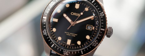 Oris Divers Sixty-Five Bronze Bezel 42 mm (Thai AD 07/2020)