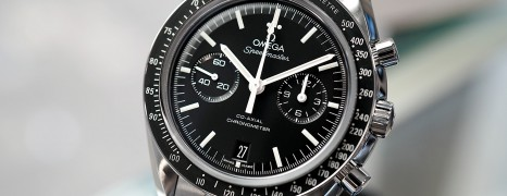 Omega Speedmaster Moonwatch Co-Axial Chronometer Chronograph 44.25 mm (Thai AD 09/2016)