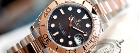 Rolex Yacht-Master Everose Gold Black Dial 37 mm Ref.268621 (Thai AD 07/2019)