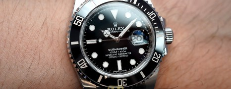 Rolex Submariner Date Ceramic 40 mm Ref.116610LN (03/2017)