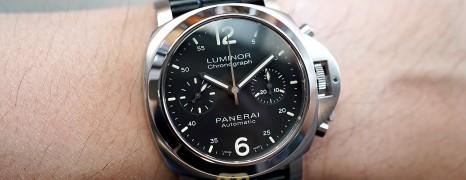Panerai 310 Luminor Automatic Chronograph S.M (2012)