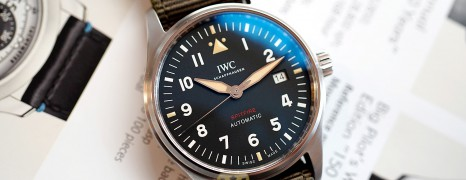 IWC Pilot's Watch Automatic Spitfire 39 mm Ref.IW326801(Thai AD 05/2020)
