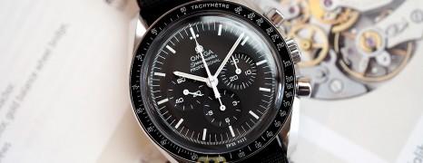 Omega Speedmaster MoonWatch Professional Chronograph 1861 Black Dial 42 mm (Thai AD 08/2018)