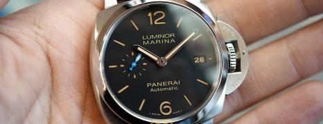 NEW!! Panerai 1392 Luminor Marina Automatic 3 Days 42 mm S.V (New Thai AD 09/2020)