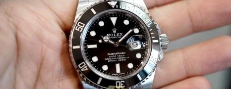 Rolex Submariner Date Ceramic 40 mm Ref.116610LN (04/2017)