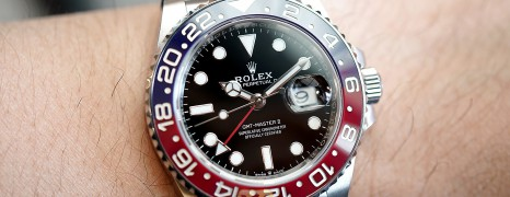 Rolex GMT-Master II Pepsi Jubilee 40 mm Ref.126710BLRO (03/2019)