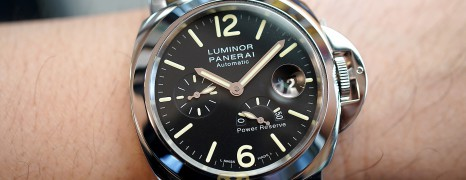 NEW!! Panerai 1090 Luminor Power Reserve Automatic 44 mm S.T (NEW Thai AD 09/2020)