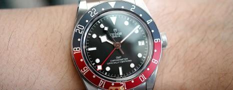 Tudor Black Bay GMT PEPSI 41 mm Ref.79830RB (Thai AD 02/2020)