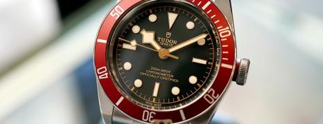 Tudor Heritage Black Bay Red 41 mm (Thai AD 06/2020)