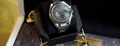 "Omega Speedmaster ""Apollo 11 50th Anniversary"" Limited Series 42 mm (07/2019)"