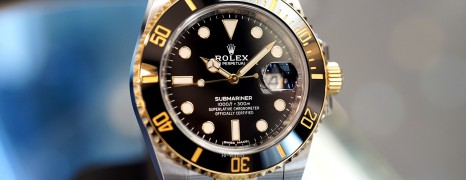 Rolex Submariner 2K Black Dial Ceramic 40 mm Ref.116613LN (10/2019)