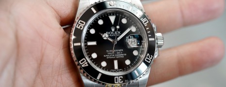 Rolex Submariner Date Ceramic 40 mm Ref.116610LN (Thai AD 09/2013)