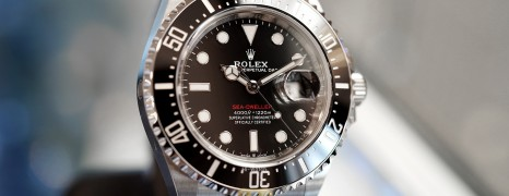 NEW!! Rolex Red Sea-Dweller 50th Aniversary 43 mm Ref.126600 (NEW Thai AD 10/2020)