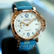 NEW!!! Panerai 756 Luminor Due Goldtech™ 38 mm S.V (NEW THAI AD 11/2020)