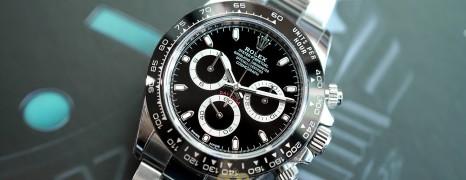 Rolex Cosmograph Daytona Ceramic Black Dial 40 mm Ref.116500LN (03/2019)