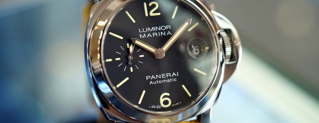 Panerai 1048 Luminor Automatic 40 mm S.T (02/2018)