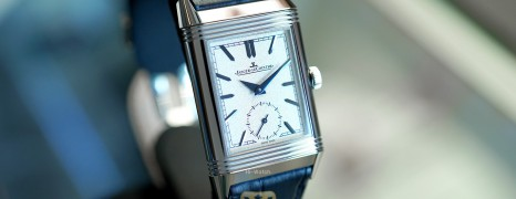Jaeger-LeCoultre Reverso Tribute Duo 85th Anniversary (Thai AD 12/2019)