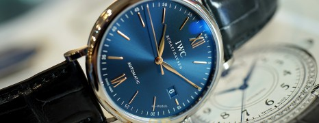 IWC Portofino Automatic Blue Dial 40 mm Ref.IW356523 (Thai AD 08/2020)
