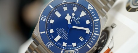 NEW!! Tudor Pelagos Titanium Blue Dial 42 mm (NEW Thai AD 12/2020)