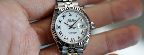 NEW!! Rolex Datejust Jubilee White Dial 28 mm Ref.279174 (NEW Thai AD 11/2020)