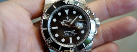 Rolex Submariner Date Ceramic 40 mm Ref.116610LN (07/2018)