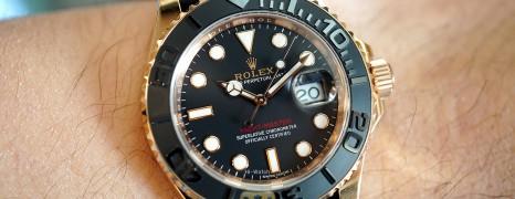 Rolex Yacht-Master Everose Gold 40 mm Ref.116655 (Thai AD 11/2016)