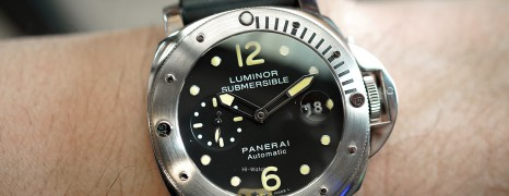 Panerai 24 Luminor Submersible Automatic 44 mm S.P (2013)
