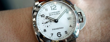 Panerai 523 Luminor Automatic 42 mm S.Q (2015)