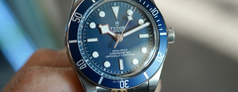 Tudor Black Bay Fifty-Eight Blue Dial 39 mm (Thai AD 10/2020)