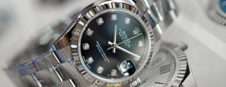 NEW!!! Rolex Datejust Black Dial Diamond 31 mm REF.178274 (NEW Thai AD 01/2021)