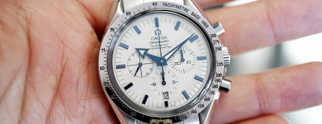 Omega Speedmaster Broad Arrow White Dial 42 mm Ref.3551.20.00 (04/2003)
