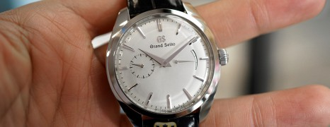 Grand Seiko Elegance Collection White Dial Ref.SBGK007 (Thai AD 06/2020)
