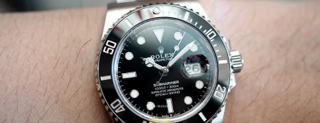 NEW!! Rolex Submariner Date Ceramic 41 mm Ref.126610LN (NEW Thai AD 12/2020)