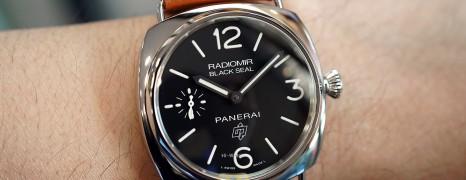 Panerai 380 Radiomir Black Seal 45 mm S.N (11/2011)