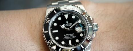Rolex Submariner Date Ceramic 40 mm Ref.116610LN (05/2019)