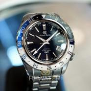 Grand Seiko Sport Collection Blue Dial Sapphire Bezel 44.2 mm Ref.SBGJ237 (Thai AD 12/2020)