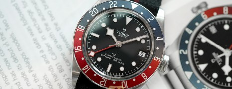 Tudor Black Bay GMT PEPSI 41 mm Ref.79830RB (08/2018)